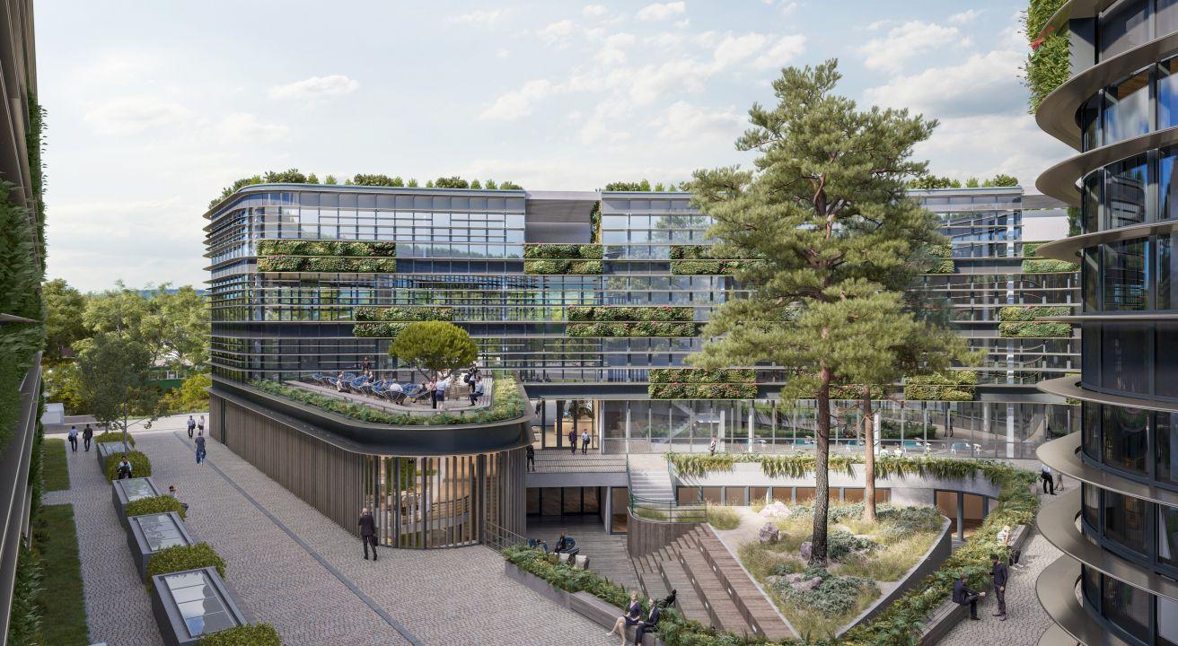 Greenovation Campus, Berlin (D)
