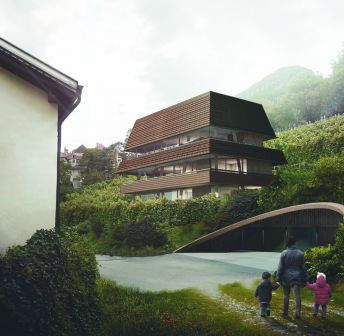 Haus Kröss Wohlgenannt Eppan (I)