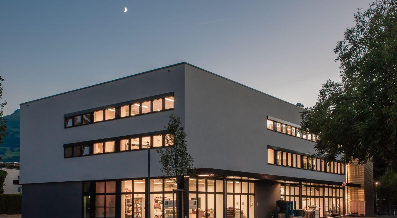 HPZ Heilpädagogische Werkstätte Schaan (FL)