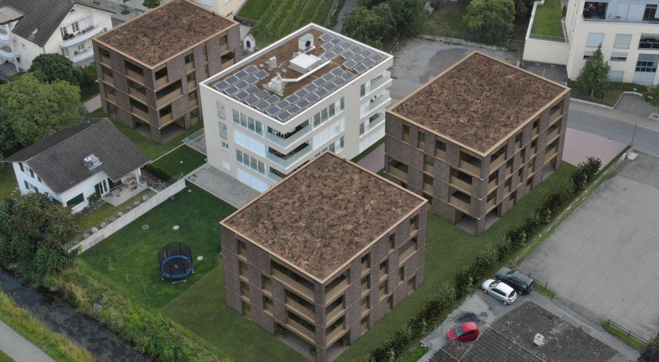 Wohnbebauung Bangarta, Vaduz (FL)